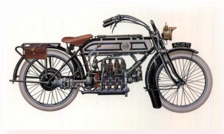 ¿Sabes qué marca introdujo por vez primera las motos de cuatro tiempos?