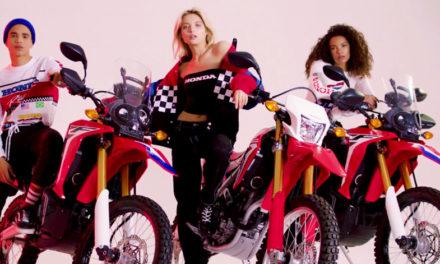 Reviviendo los triunfos de Honda al estilo Forever 21