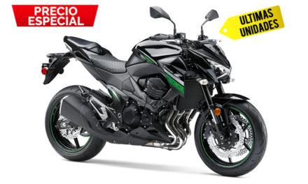 Domina el camino con la Kawasaki #Z800