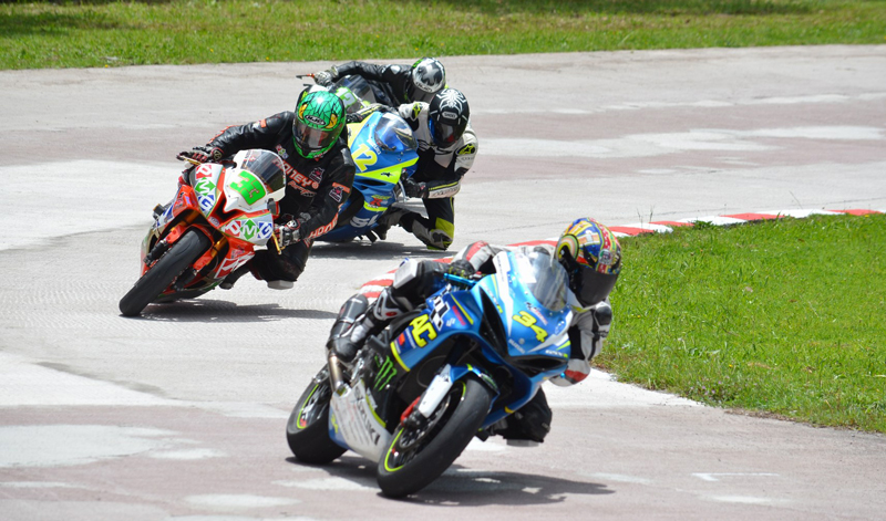 Superbike México listo para arrancar la temporada 2018 en marzo