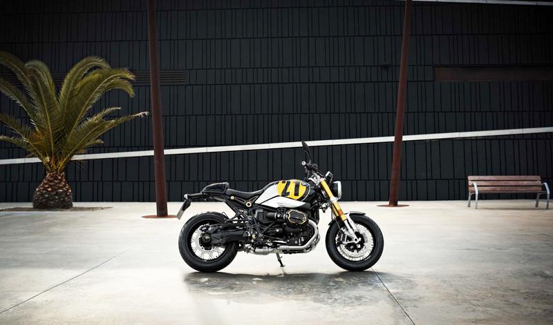 Conoce la línea Spezial de BMW, la manera perfecta de personalizar tu motocicleta