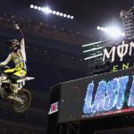 Anderson se lleva el triunfo en la segunda fecha del AMA Supercross