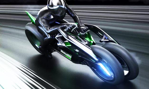 Se especula que el 2018 será el año que verá llegar la Kawasaki J Concept