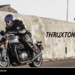 Clásica y deportiva a la vez, Thruxton R