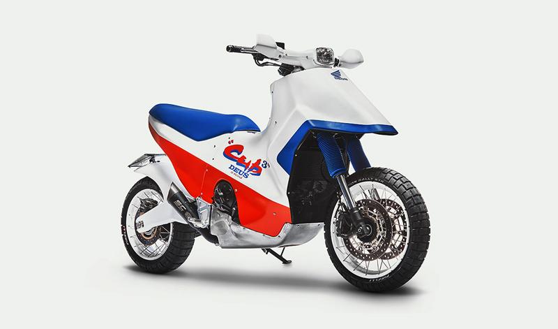 Honda X-ADV Cub 3: pasa de ser un juguete de los años 90, a tu aliado perfecto para correr a grandes velocidades