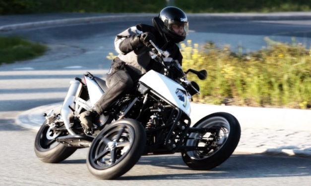 Yamaha vuelve a apostar por las tres ruedas comprando dos patentes a Brudeli