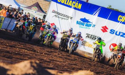 Arranca el Campeonato Nacional de Motocross MX 2018 en Culiacán, Sinaloa