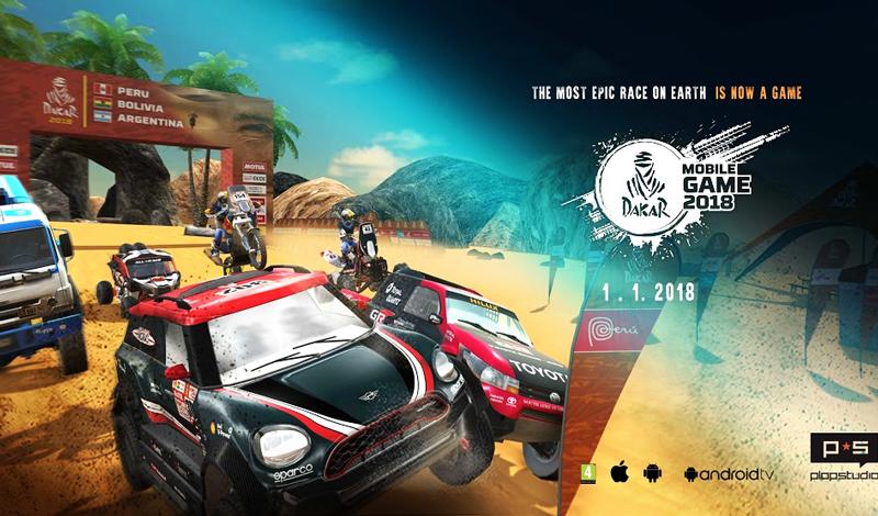 Ahora en videojuego, el Rally Dakar está al alcance de tus manos