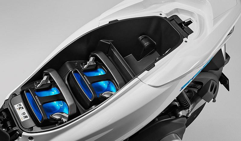 Honda devela un nuevo sistema de baterías intercambiables: Mobile Power Pack World