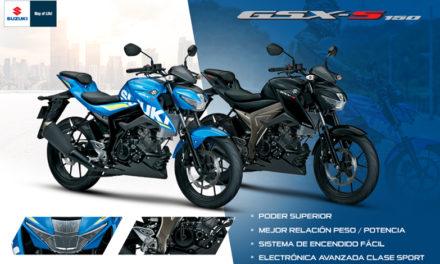 Suzuki GSX-S150, la motocicleta naked-deportiva creada para la ciudad