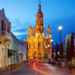 Rumbo a La Soberana en Aguascalientes