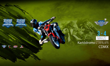Todo listo para el arranque de los campeonatos de formación de ITALIKA Racing