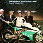 Se presenta la Copa del Mundo de MotoE