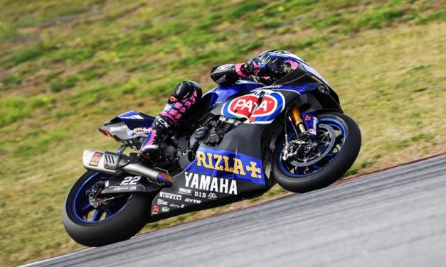 Yamaha presenta la motocicleta con la que competirá en las parrillas del Superbike 2018 ¡conócela!