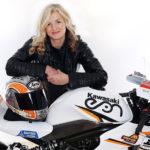 La mujer más veloz sobre dos ruedas, María Costello