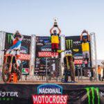 Concluye con éxito la segunda fecha del Campeonato Nacional de Motocross en Navojoa