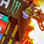 Cuarta victoria para Eli Tomac: piloto con mayor número de triunfos de la temporada del AMA Supercross