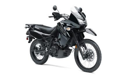 El mundo es tuyo y la KLR 650 es la motocicleta ideal para conquistarlo