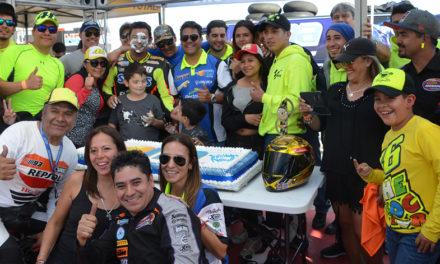 Gran debut de Nahún Álvarez con ITALIKA Racing