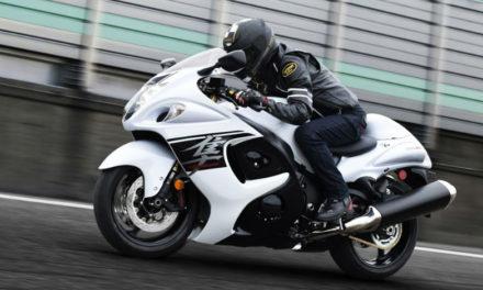 Rumores apuntan a la aparición de una Suzuki Hayabusa en el 2019