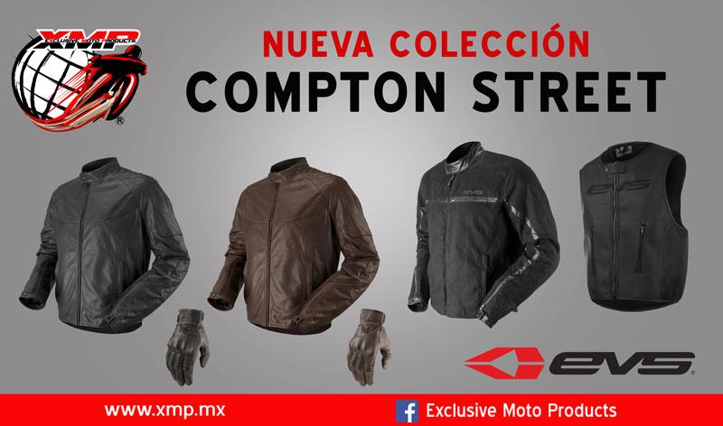 En exclusiva, la nueva colección Compton Street de EVS