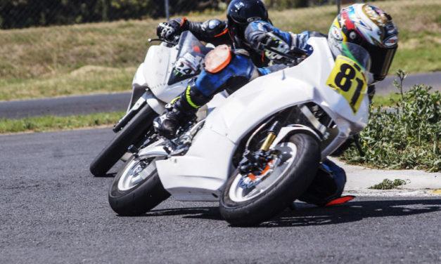 Fernando Vidal se proclama victorioso en Superbike México
