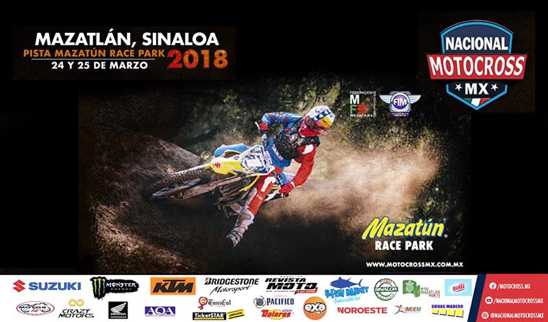 La 4a fecha del Campeonato Nacional Motocross MX está muy cerca