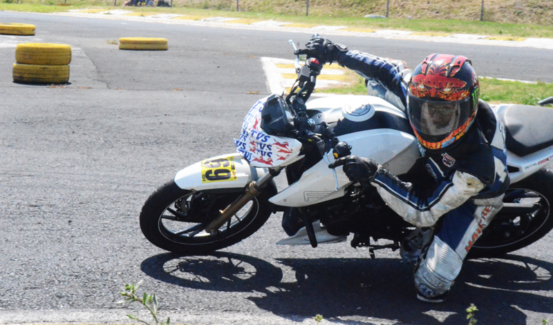 Exitoso el primer evento Superbike Jr. en Iztapalapa