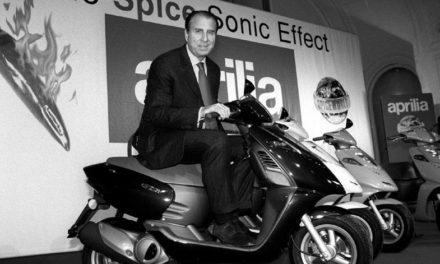 Fallece Ivano Beggio, fundador y alma de Aprilia