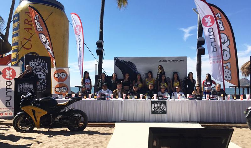 Prepárate para la XXIII edición de la Legendaria Semana de la Moto