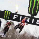 Jeffrey Herlings consigue la victoria en el Campeonato Mundial de Motocross