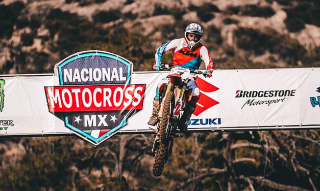 El equipo de KTM sobresale en el Nacional de Motocross MX