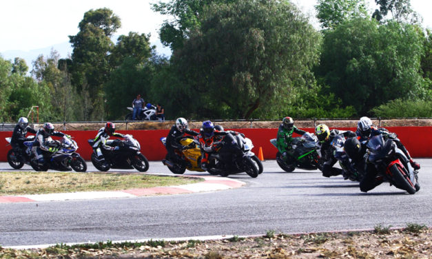 Emiliano Zamudio triunfó en el HD Sportster Race Show