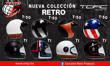 Nuevos cascos Torc, Edición Retro