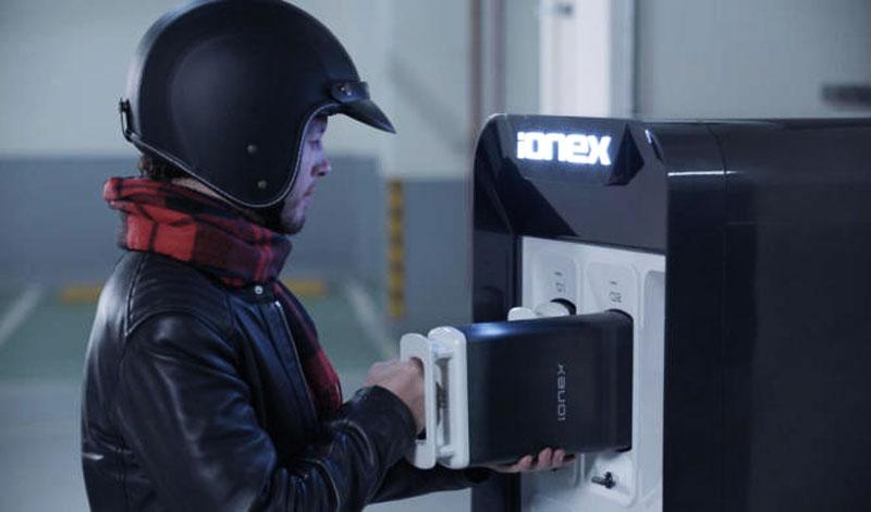 Ionex, la revolución de la movilidad eléctrica