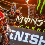 Justin Brayton gana por primera vez durante la décima ronda del AMA Supercross 2018