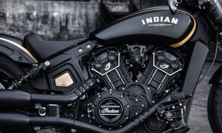 Indian  presenta una edición especial al estilo Jack Daniel's