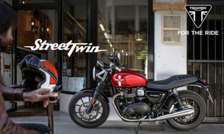 Contemporánea, accesible y divertida: Triumph Street Twin