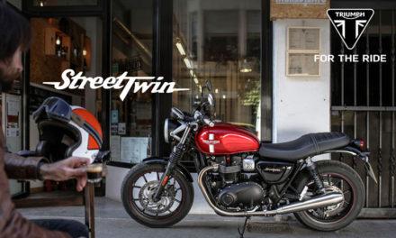 Contemporánea, accesible y divertida: Triumph Street Twin