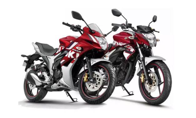 Redescúbrete con las nuevas Suzuki Gixxer y Gixxer SF