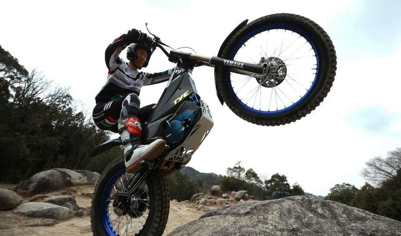 Yamaha ingresa al mundo del Trial con la nueva TY-E