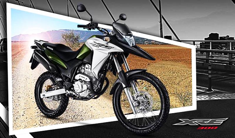 Honda XRE300, la doble propósito que logra un rendimiento eficiente dentro y fuera del asfalto