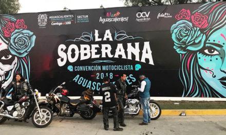 Con gran éxito culmina en Aguascalientes la primera edición de La Soberana