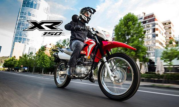 ¡Súbete a la nueva #XR150L y vive las mejores experiencias!