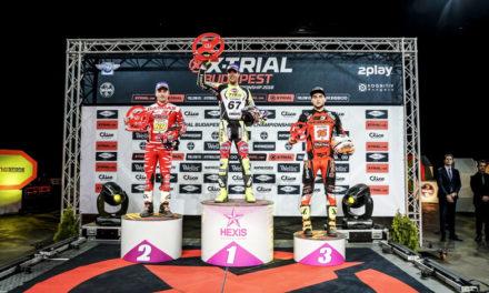 Última ronda del Mundial X-Trial: Adam Raga subcampeón