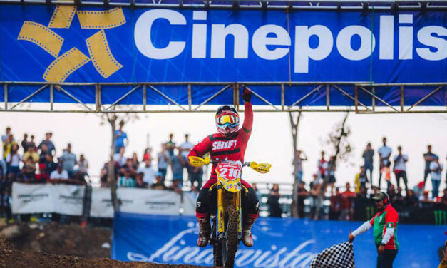 Franklin Nogueras y Tre Fierro se imponen en la 5ª fecha del Campeonato Nacional de Motocross MX