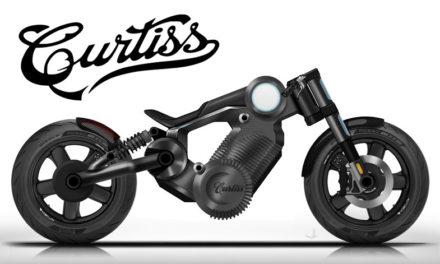 Pronto conoceremos la vanguardia en motos eléctricas, gracias a Curtiss Motorcycles