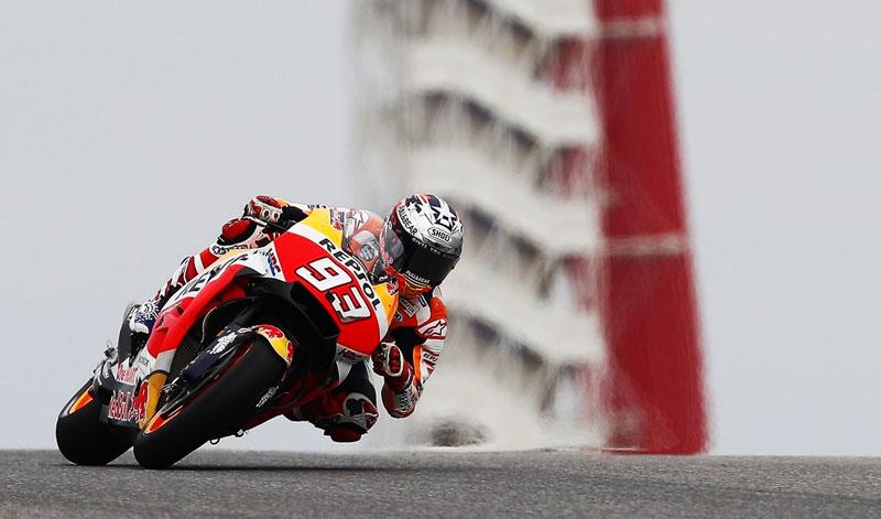 Marc Márquez conquista el GP de las Américas