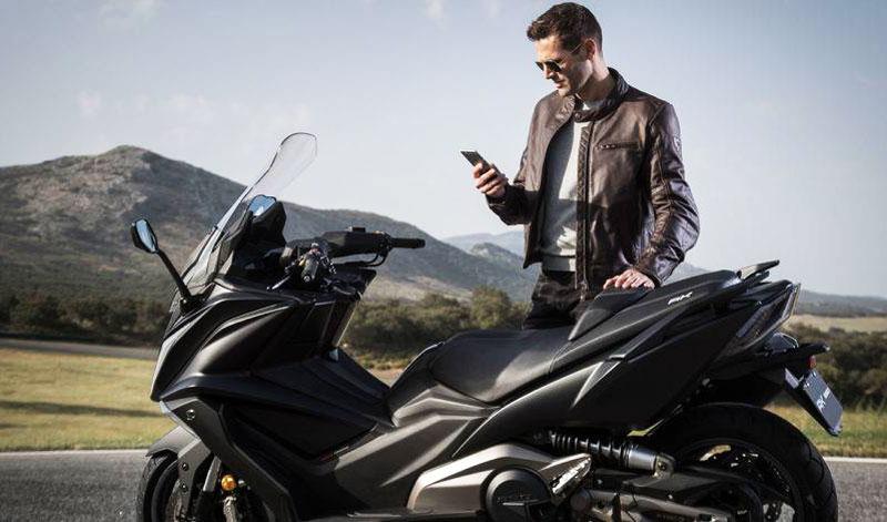 KYMCO ha creado el navegador ideal para motocicletas, ¡conócelo!
