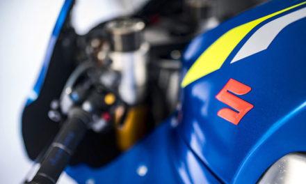 Suzuki presenta su gama 2018 en el Salón Vive la Moto de Madrid